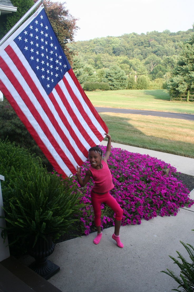 flag day volunteer