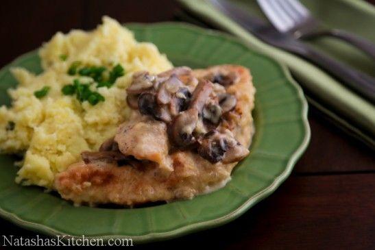 Chicken and Mushroom Casserole | Recipe