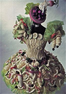 : Pasta salad dress for Regina wine vinegar, designed by Willa Kim ...