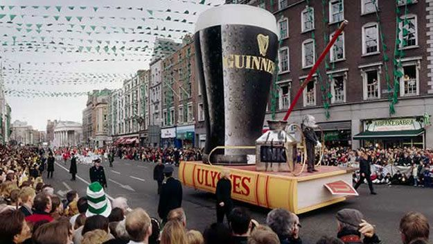 st. patty's day in ireland :)