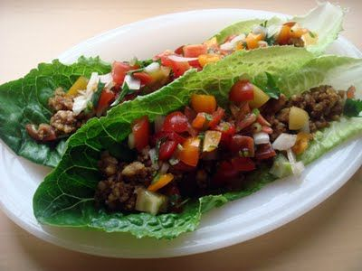 soft tacos with salsa fresca | The Plant Life | Pinterest
