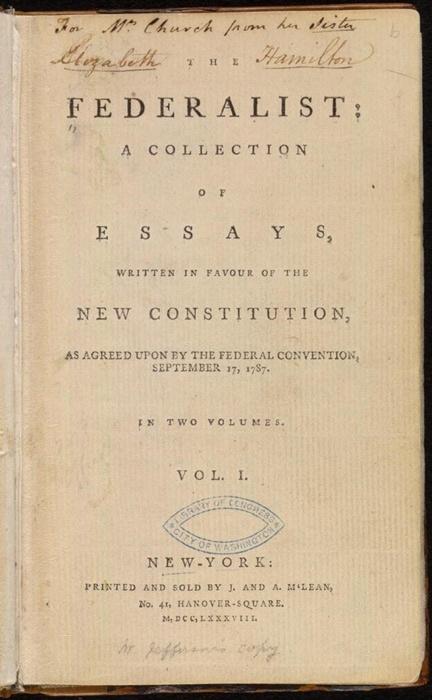 federalist essay 78