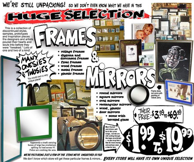 frames and mirrors home decor bargains pinterest the best home decor bargain out there forever cottage