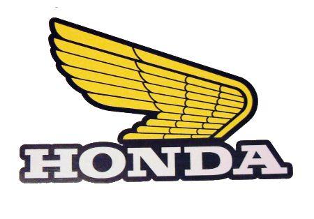 Honda Motorcycle Wings Honda Motorcycles Pinterest