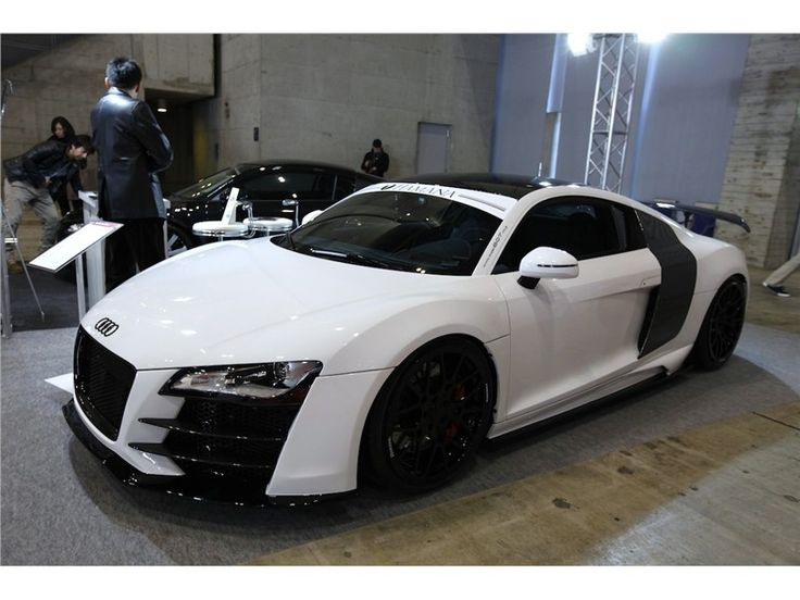 custom audi r8 love cars pinterest. Black Bedroom Furniture Sets. Home Design Ideas