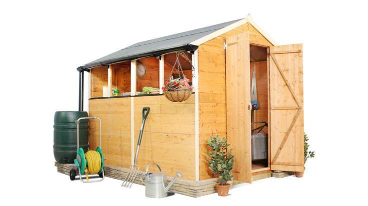 The BillyOh 4000 Range - Garden Sheds - Garden Buildings Direct £330