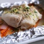 Mediterranean Herb Stuffed Bass Recipe | Swordfish | Pinterest