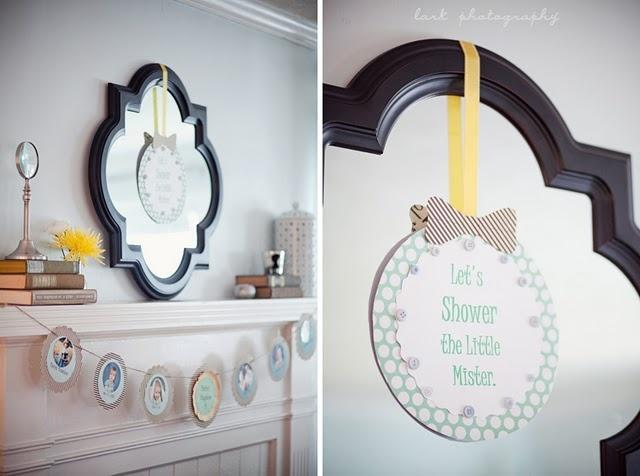 bow tie baby shower shower ideas pinterest