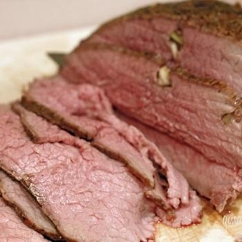 Garlic Lover's Roast Beef | my foodie adventure | Pinterest
