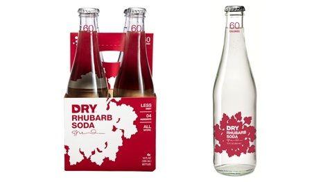 dry rhubarb soda tastes just like fresh rhubarb from the garden in my ...