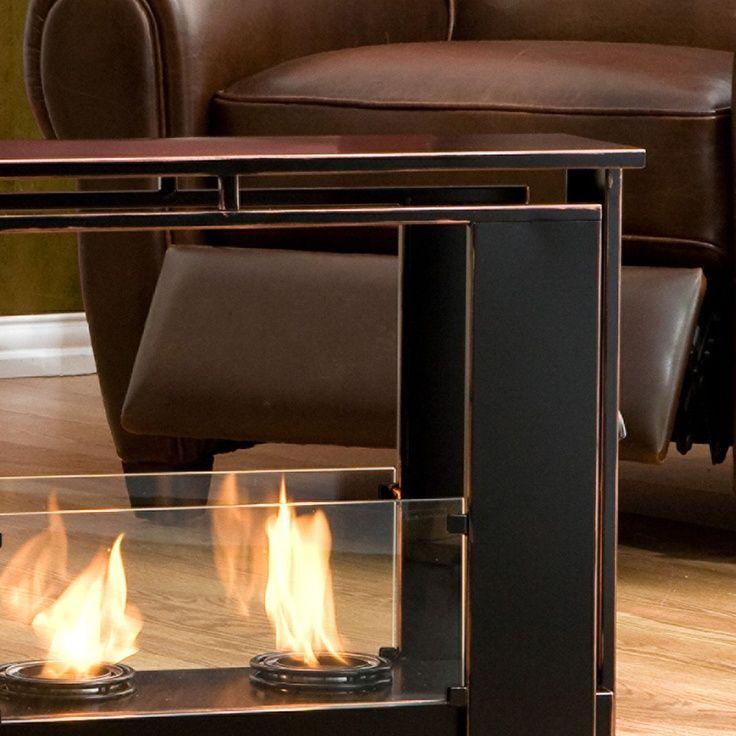 portable indoor outdoor fireplace fire pinterest