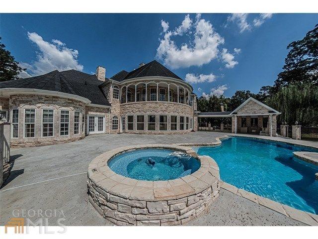 Cool Pool Dream House Pinterest