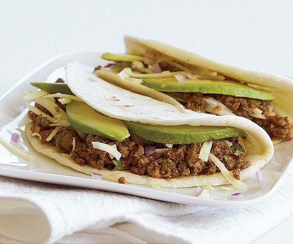 Turkey Tacos | Recipe