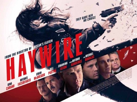 Haywire (July 2012)