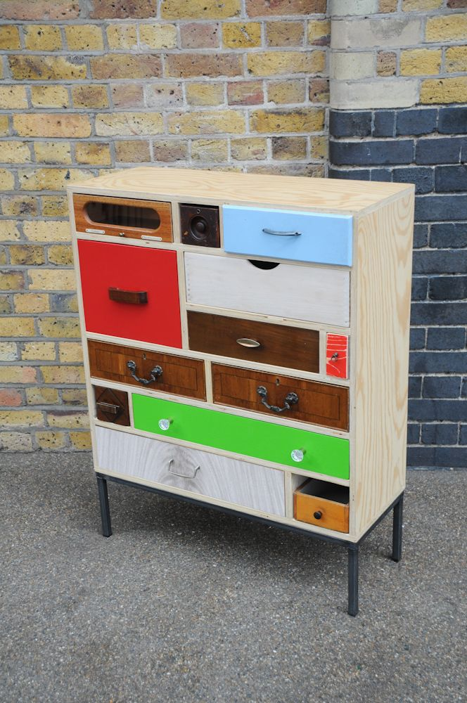 Upcycled Furniture LOVE Upcycling Ideas Pinterest