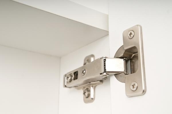 How to install hidden hinges on kitchen cabinets for Hidden hinges