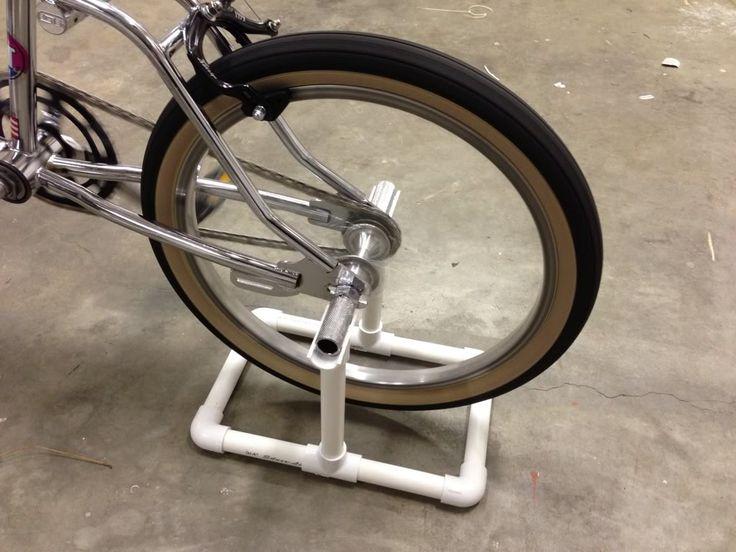 Как самому сделать велотренажер 469