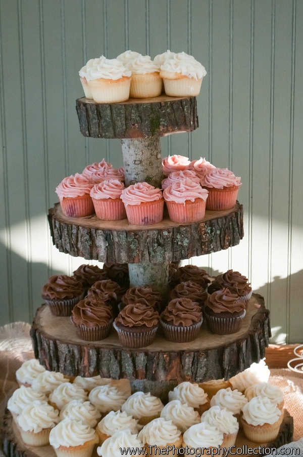 Wooden cupcake stand events pinterest for Cupcake stand plans