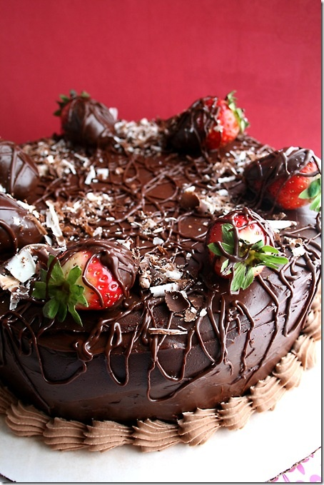 Chocolate Mousse Cheesecake | Cakes, Cupcakes & Pies | Pinterest