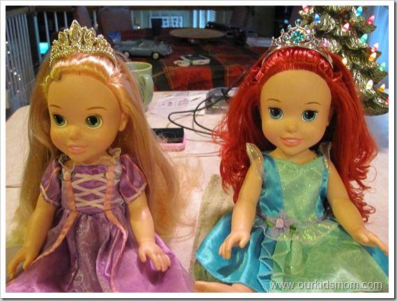 How to detangle doll hair!