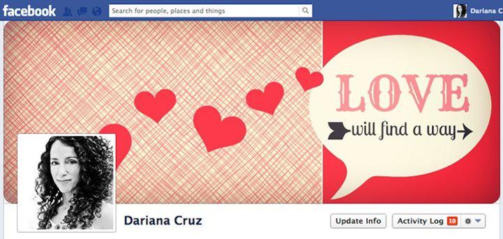 valentine's day facebook