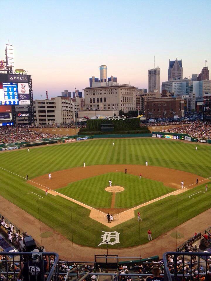 Tiger Stadium (Detroit)