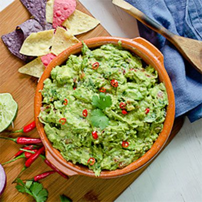 Smoky Chipotle Guacamole | Wheat Belly Recipes | Pinterest