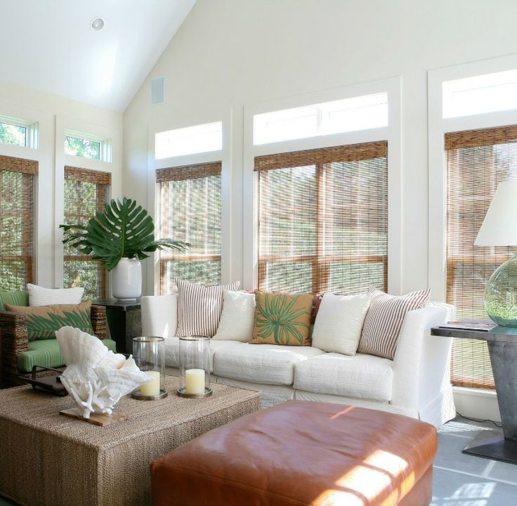 coastal casual living room slipcover furniture pinterest