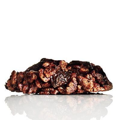 Crispy Chocolate SnackGently stir 2 tablespoons crispy rice cereal, 2 ...