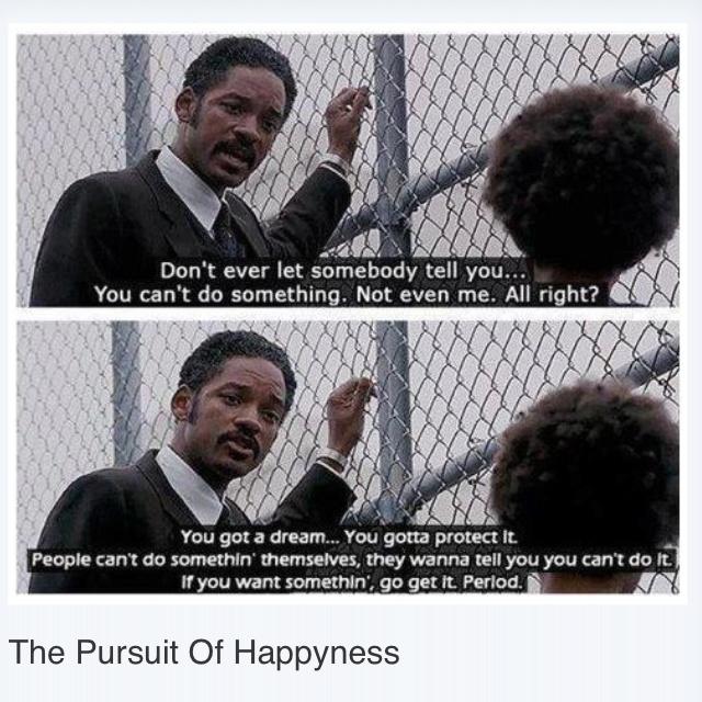 Pursuit of Happyness | Entertainment | Pinterest
