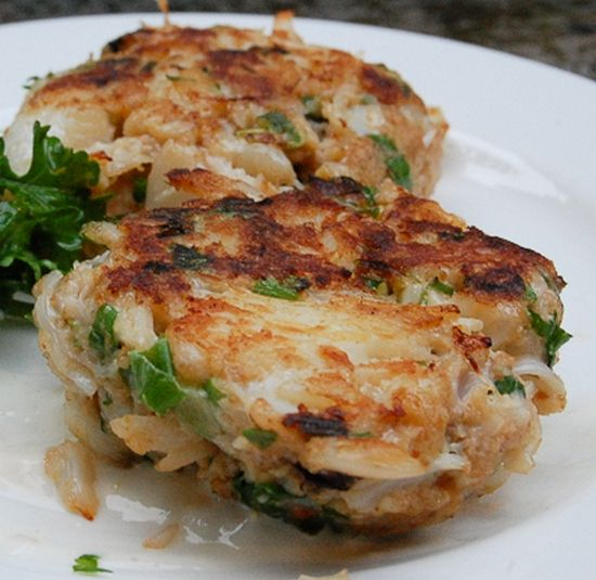 Crab Cakes with Lemon Aioli. Look no further for the best crab cake ...