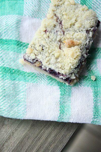Berry Cobbler Pie Bars with Lemon Sugar   Just Desserts & Snacks   Pi ...
