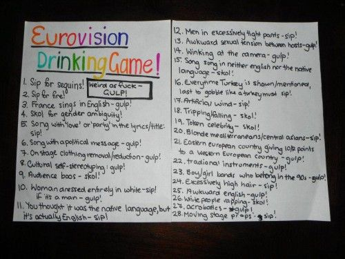 rules of eurovision voting
