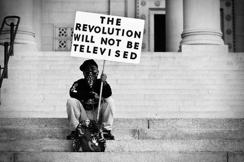 The Revolution Will Not Be Televised Gifts & Merchandise ...