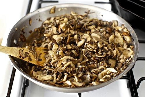 Over the top mushroom quiche - SK | Food/Recipes | Pinterest