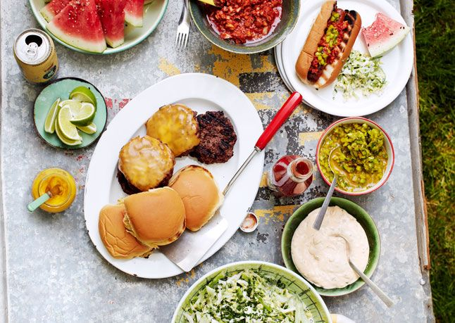 ... , from the BA Burger Deluxe to DIY Condiments: BA Daily: Bon Appétit