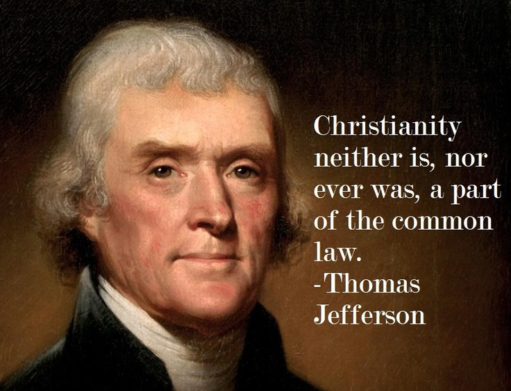 Smiling Thomas Jefferson Quotes Religion | 4 Quote