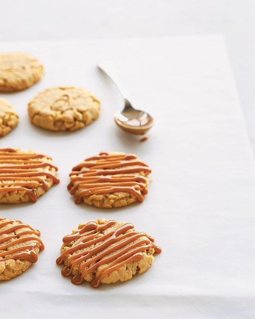 Cashew Caramel Cookies | Food for thought! | Pinterest