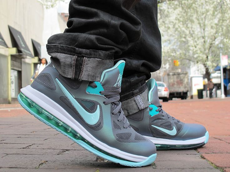 Nike LeBron 9 Easter Shoes