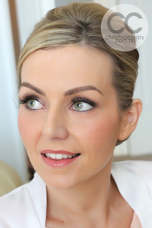 Perfect Wedding Eye Makeup : Pin by Jessica OKeefe on General Wedding Ideas Pinterest