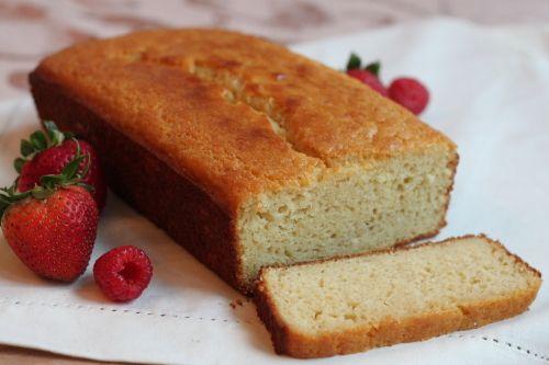 Maple Yogurt Pound Cake | Sweet | Pinterest
