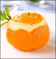 Clementine Sorbet | Dessert | Pinterest
