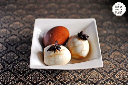 Chinese Tea Eggs | Recipes...Cooking...In the kitchen... | Pinterest