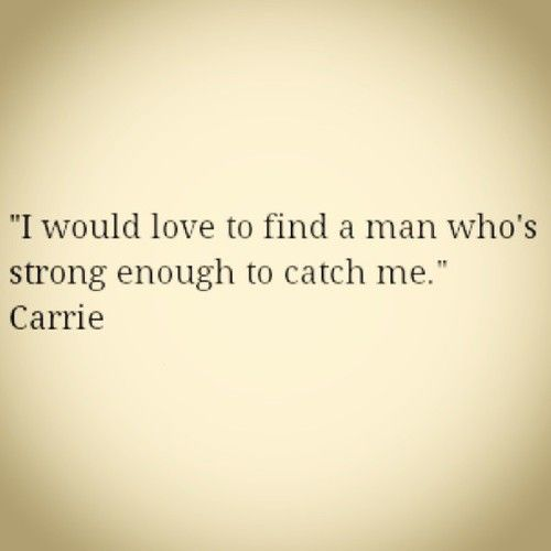 carrie single men Carrie's best free dating site 100% free online dating for carrie singles at mingle2com our free personal ads are full of single women and men in carrie looking for serious relationships, a little online flirtation, or new friends to go out with.