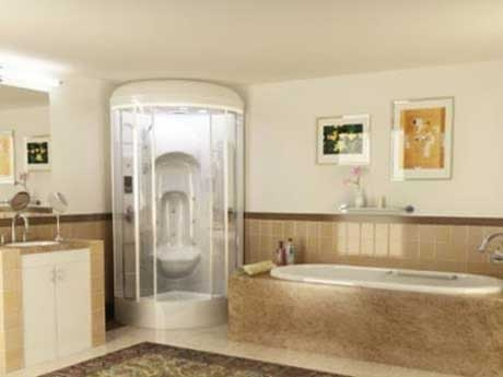 Bathroom ideas google search for the home pinterest for Google bathroom ideas