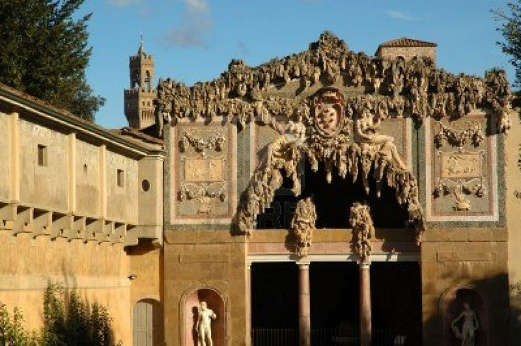 Grotto of the Pitti Palace in Florence-Tuscany Italy Perfection  I m    Pitti Palace Grotto