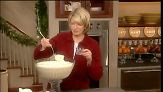 Martha's recipe for this classic eggnog first appeared in the ...