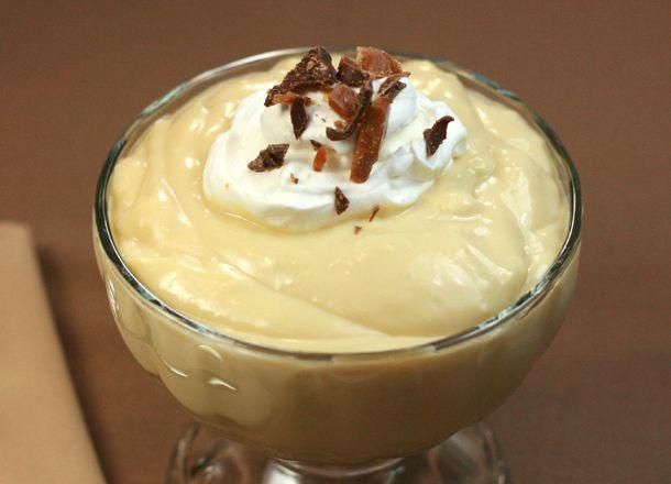 Butterscotch Pudding | Desserts | Pinterest