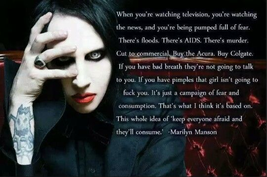 marilyn manson essay on columbine Columbine: whose fault is it in the aftermath of the colorado school shooting, marilyn manson speaks out.