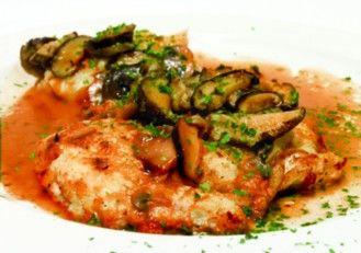 Braised Hunter Style Chicken | Recipes | Pinterest
